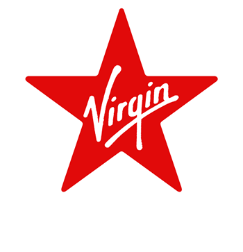 Virgin Radio Stars logo